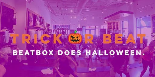 Trick or Beat - A Very Jolly Halloween Beatbox Party