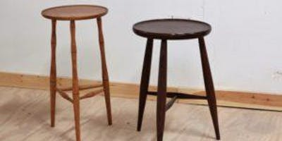 Build a Windsor Side Table with Andy Glenn
