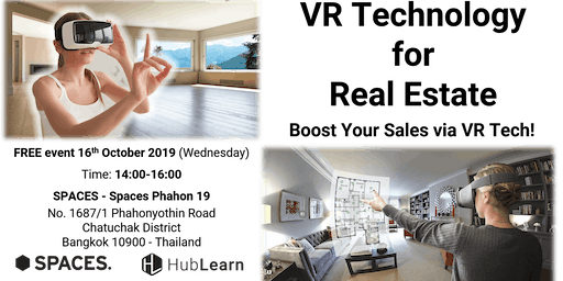 VR Technology  for  Real Estate