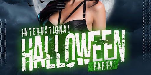 International Halloween Party