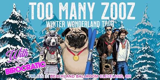 Too Many Zooz • BIROCRATIC