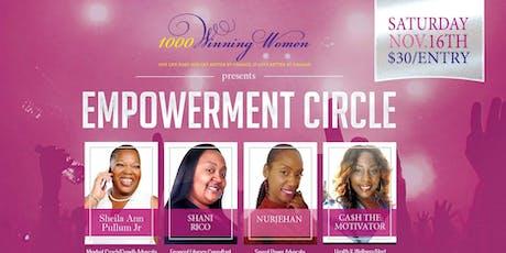 1000 Winning Women Empowerment Circle tickets