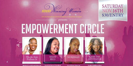 1000 Winning Women Empowerment Circle
