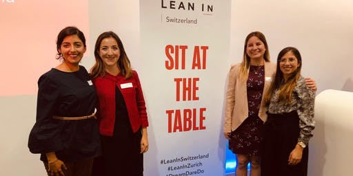 Lean In Latinas Zurich - Reunión de Octubre