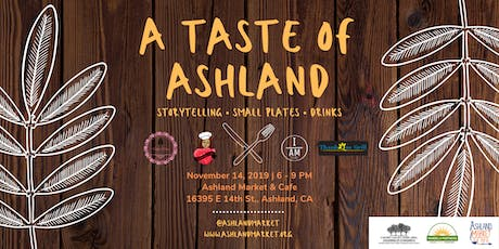 A Taste of Ashland tickets