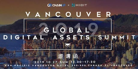 Global Digital Assets (Vancouver) Summit tickets