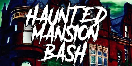 HAUNTED MANSION BASH tickets