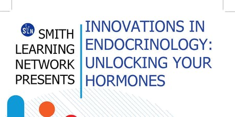 Innovations in Functional Endocrinology: Unlocking your Hormones tickets