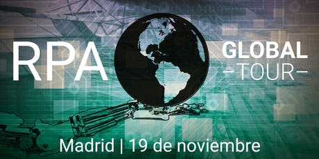 2019 RPA Global Tour - Madrid entradas