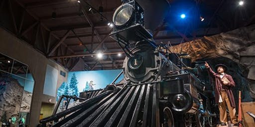 California State Railroad Museum Private Tour