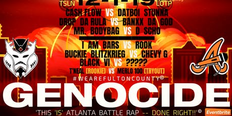 AHAT ATLANTA PRESENTS: GENOCIDE (AHAT ATL VS AHAT ATL | TSLN VS LOTP) tickets