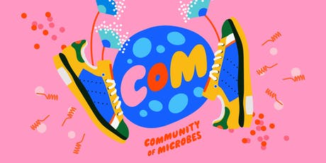 Community of Microbes Opening Reception tickets