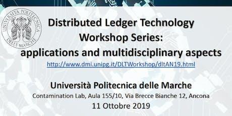 DLT Workshop @Univpm biglietti