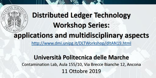 DLT Workshop @Univpm