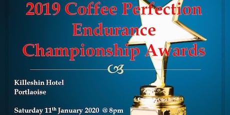 2019 Coffee Perfection Endurance Championship Awards tickets