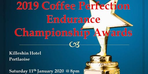 2019 Coffee Perfection Endurance Championship Awards