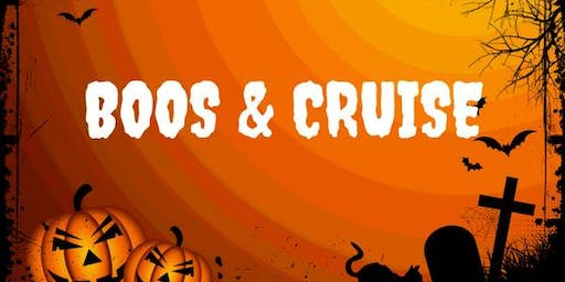 Boos & Cruise Halloween Party (Friday)
