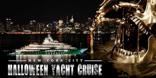 The Official  HALLOWEEN PARTY CRUISE | NEW YORK CITY