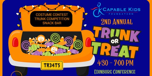 Capable Kids Foundation's Trunk o' Treat 2019 at Doctor's Hospital Renaissance: TRUNK ENTRY