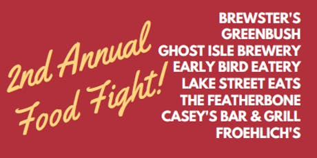 2nd Annual Hometown Heroes Food Fight! tickets