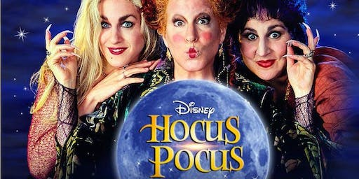 Hocus Pocus Community Movie Night