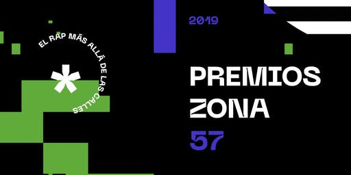 Premios ZONA 57 - 2019