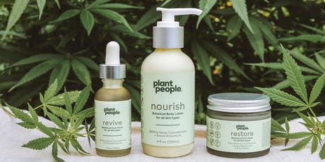 Plant People Skincare Launch tickets