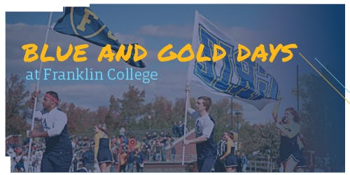 Franklin College Blue and Gold Day