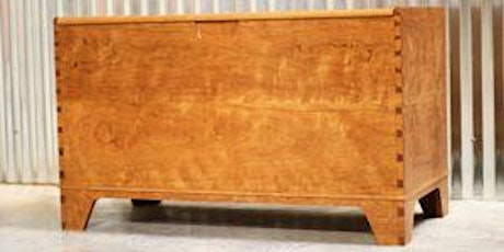 Build a Blanket Chest with Andy Glenn tickets