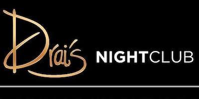 DJ ESCO LIVE Drais Nightclub & Beachclub Guestlist