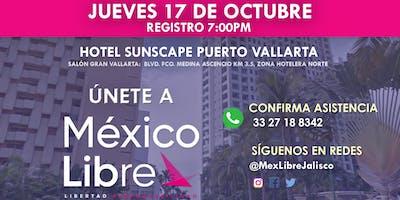 Asamblea Fundacional México Libre en Puerto Vallar