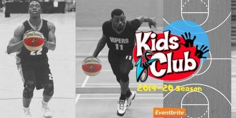 Kids Club 2019-20 Season tickets
