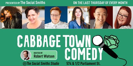 Cabbagetown Comedy Night tickets