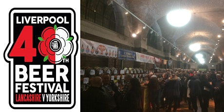 Liverpool Beer Festival 2020 tickets