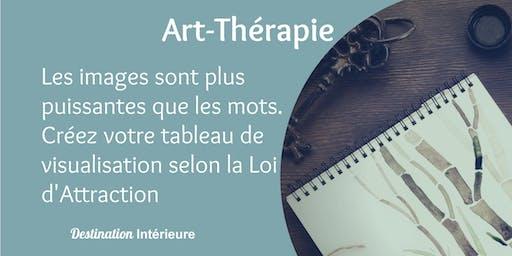 Atelier Art Thérapie - Visualisation Créative