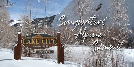 Songwriter's Alpine Summit tickets