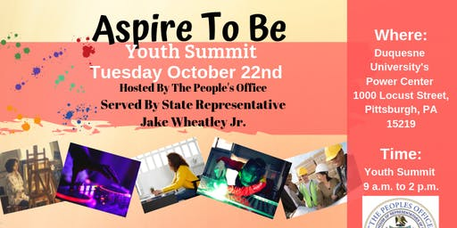 Aspire to Be - Youth Summit