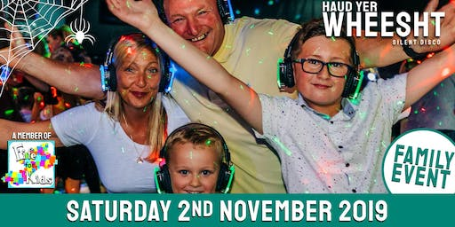 Halloween Family Silent Disco at STYX Kirkcaldy