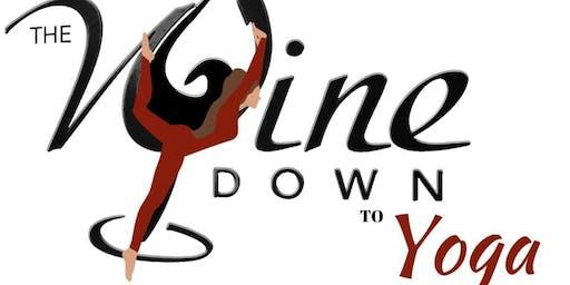 Wine Down to Yoga