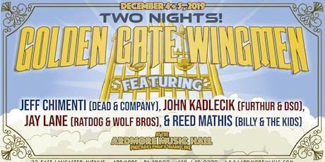 Golden Gate Wingmen tickets