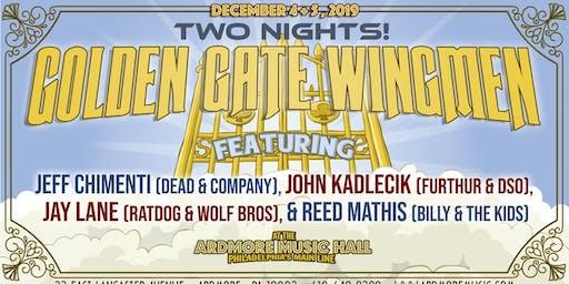 Golden Gate Wingmen