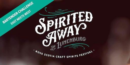 NS Craft Spirits Festival Bartender's Challenge
