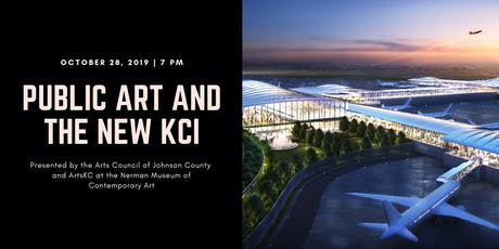 Public Art and KCI tickets