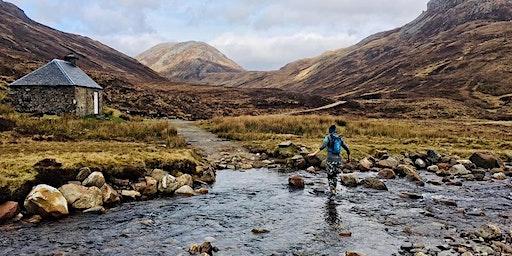 The Bothy Run - trail running mini-break