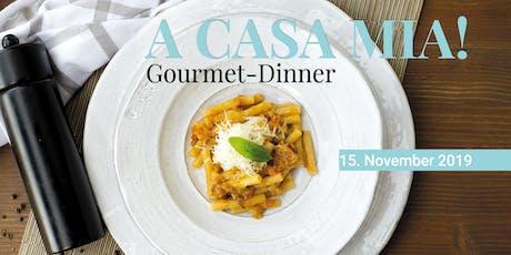 Gourmet-Dinner: So schmeckt Neapel tickets