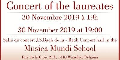 Concert des lauréats du Concours International de Musique Triomphe de l'Art