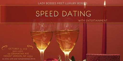 SPEED DATING with Entertainment:Lady Bosses meet Luxury Bosses