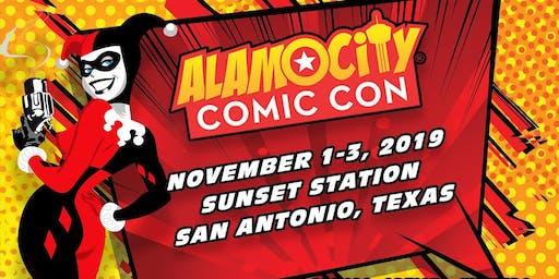 Alamo City Comic Con PERFORMANCE AUDITIONS