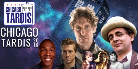 Chicago TARDIS 2019  tickets
