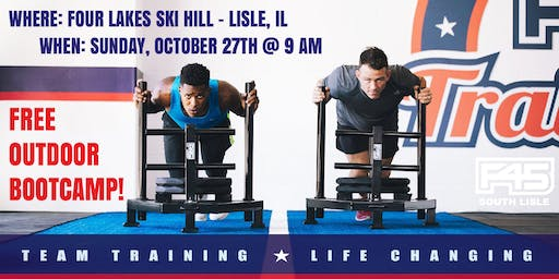 F45 Lisle Outdoor Boot Camp - Four Lakes Ski Hill